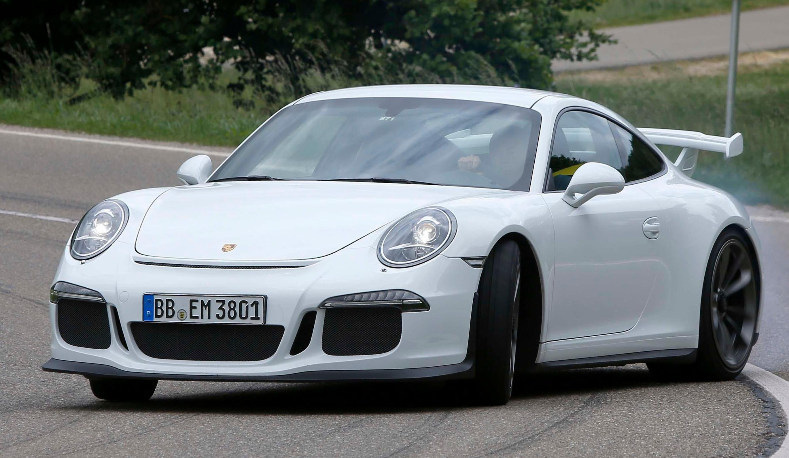 Porsche 911 GT3 used hatchback