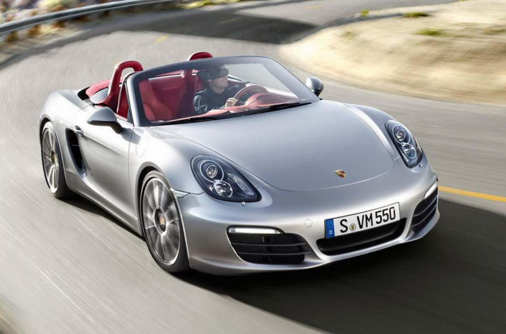 Boxster Porsche review sedan