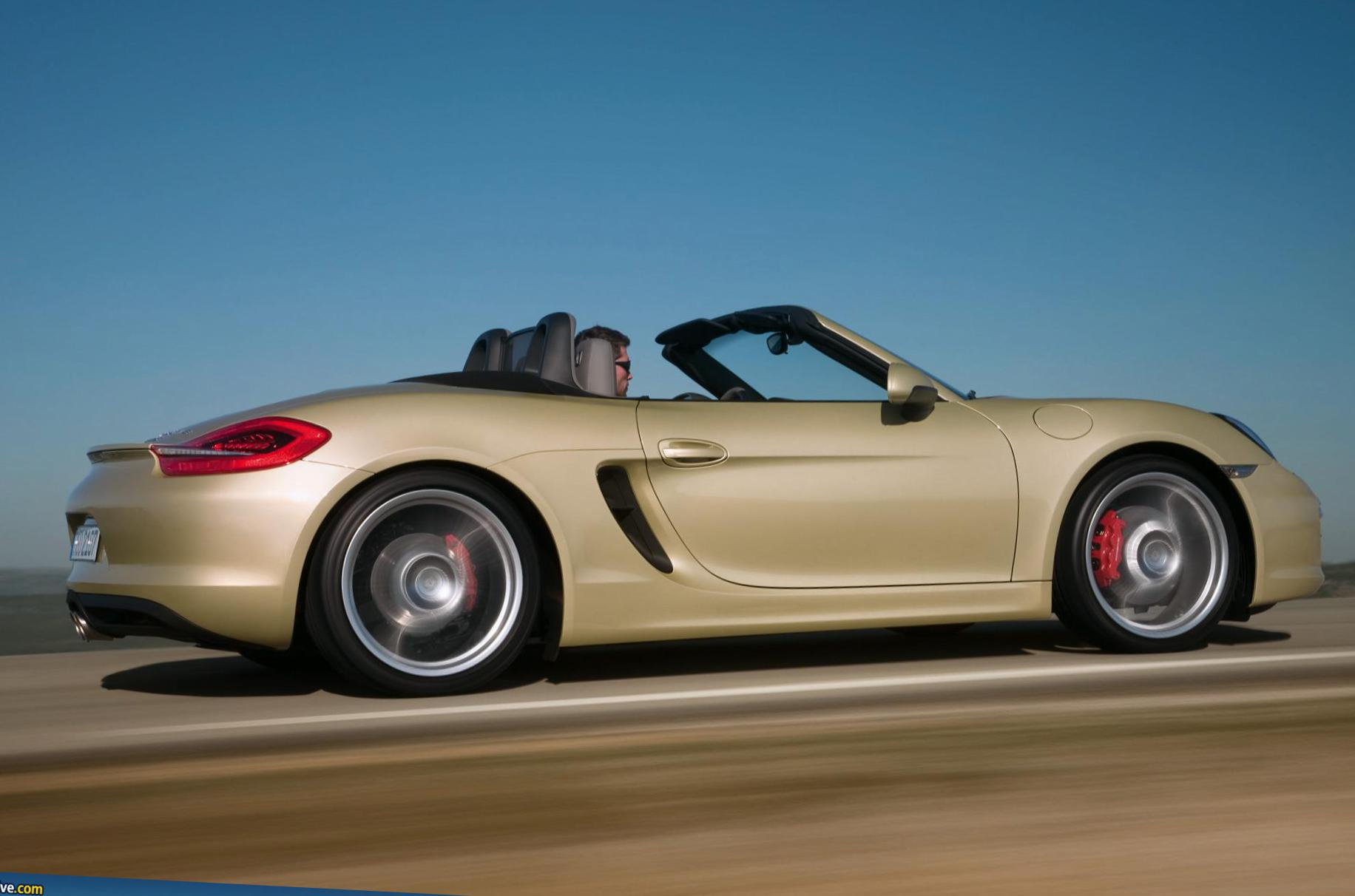 Porsche Boxster approved 2007