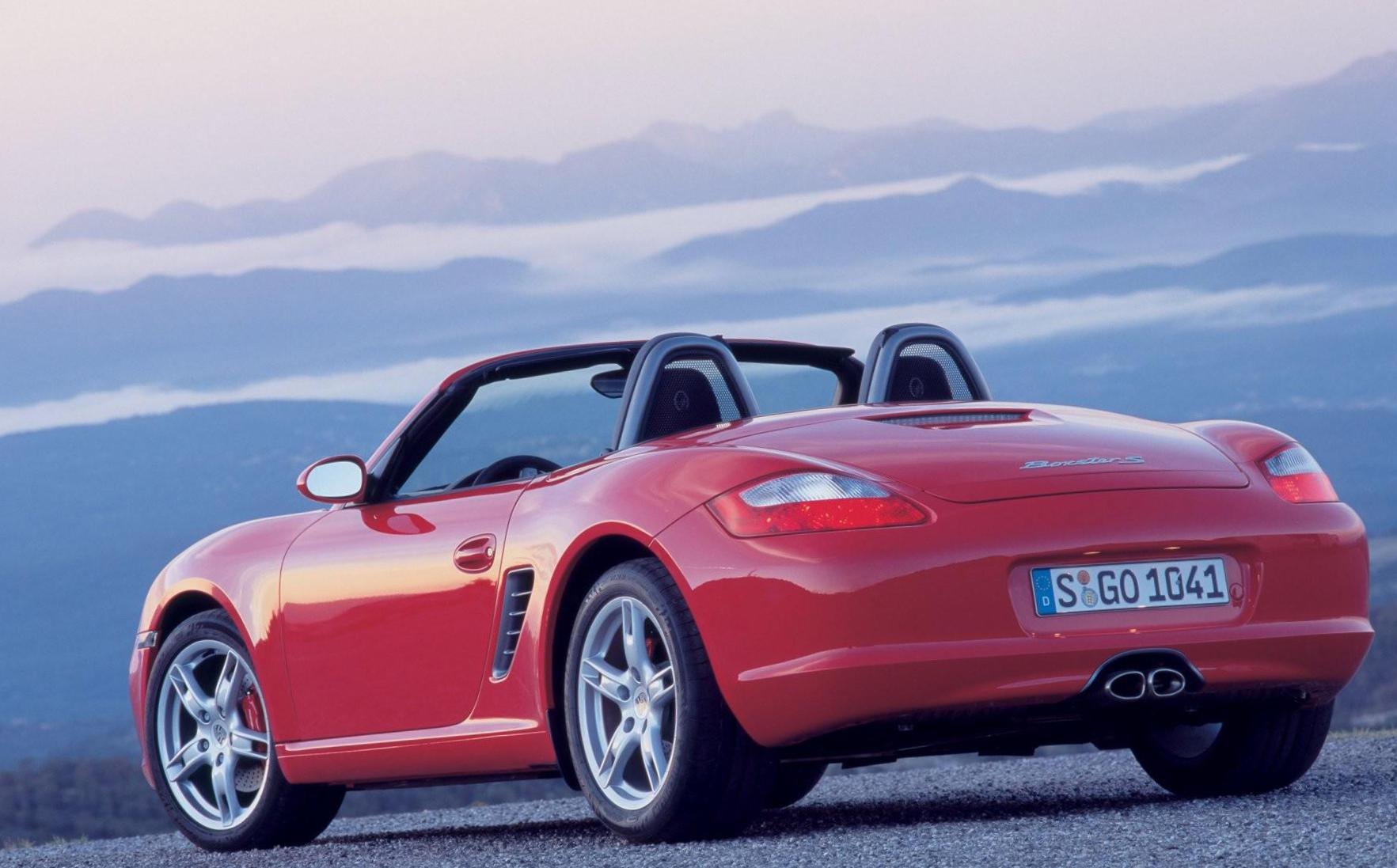 Boxster Porsche review 2011