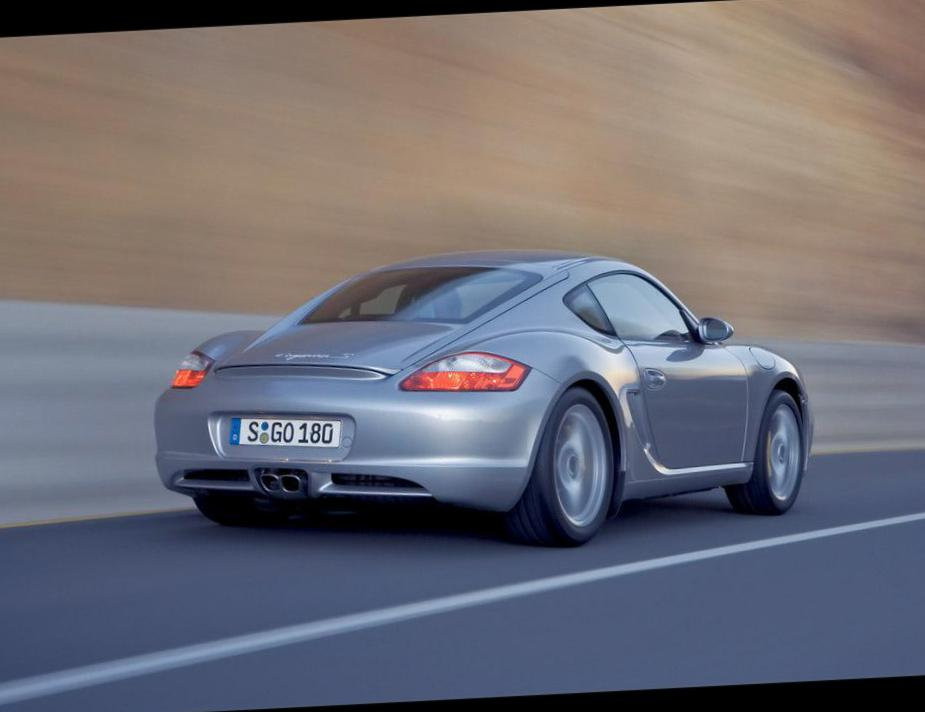 Porsche Cayman review 2011