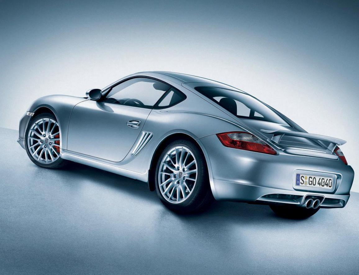 Porsche Cayman Specification 2007