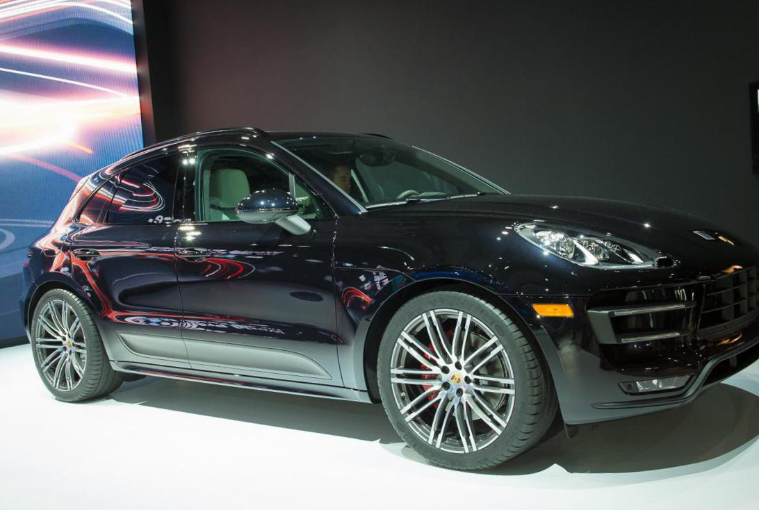 Porsche Macan approved 2011