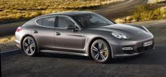 Porsche Panamera Turbo for sale 2014