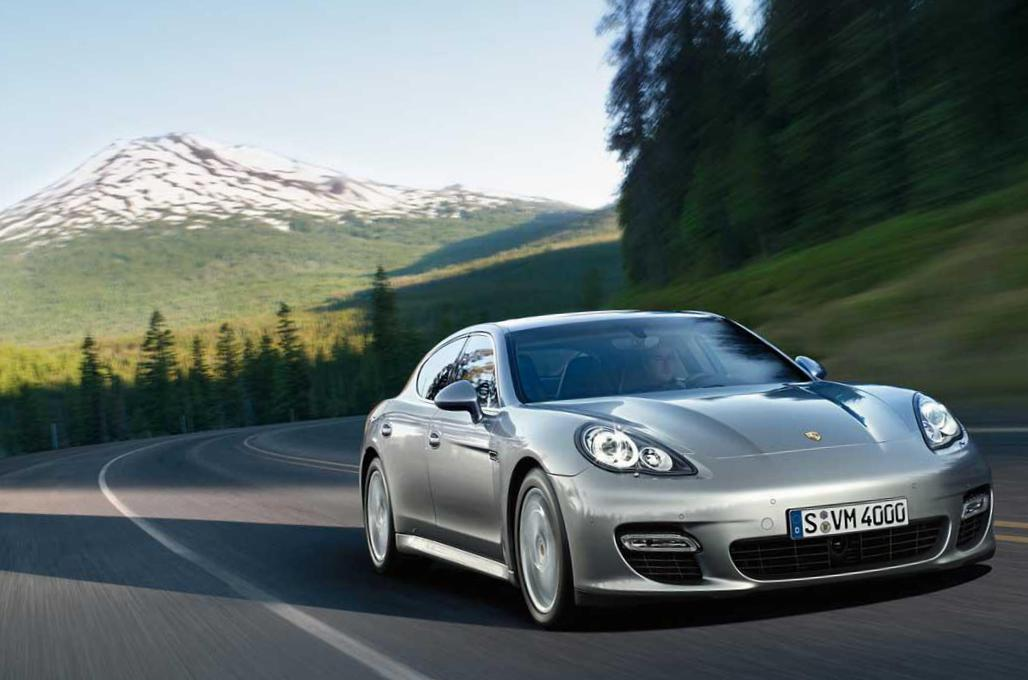 Porsche Panamera new hatchback