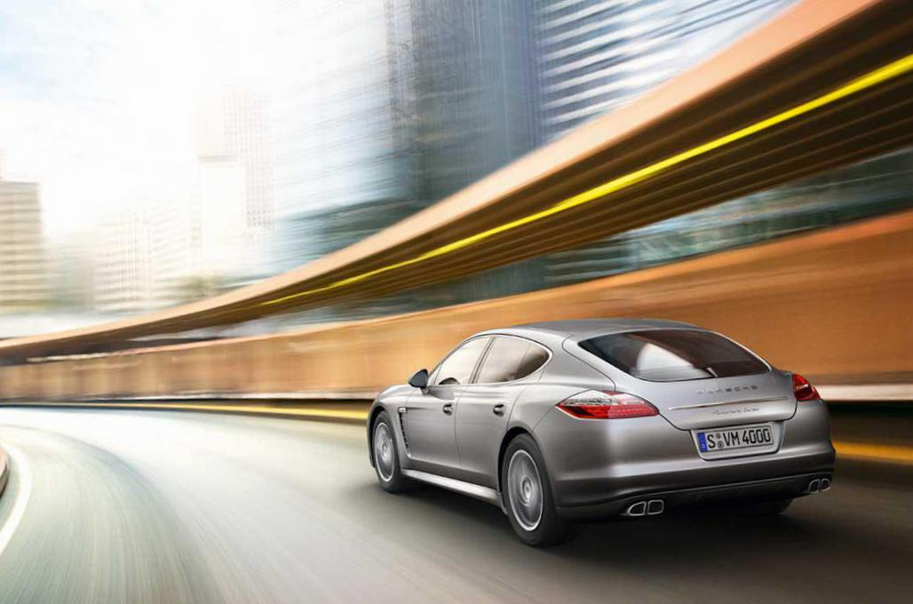 Panamera Turbo Porsche how mach 2010