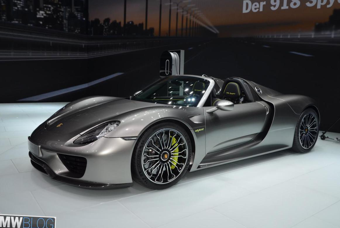 Porsche 918 Spyder for sale suv
