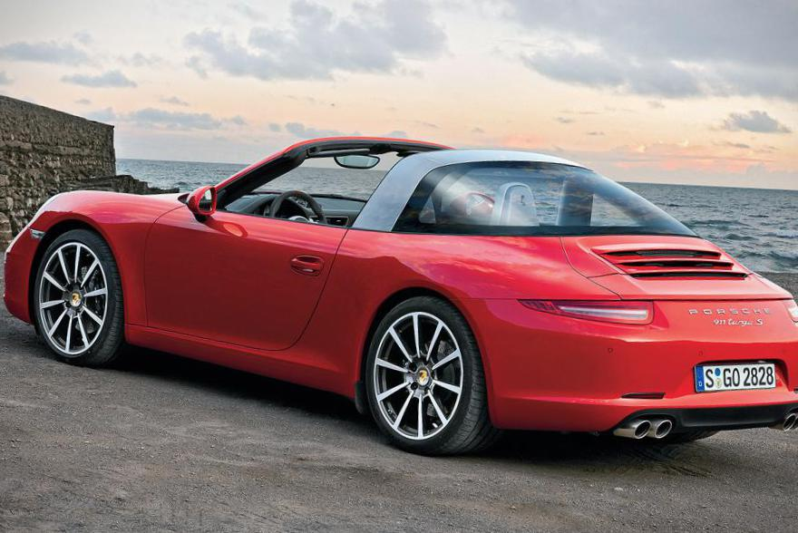 911 Targa Porsche approved 1997