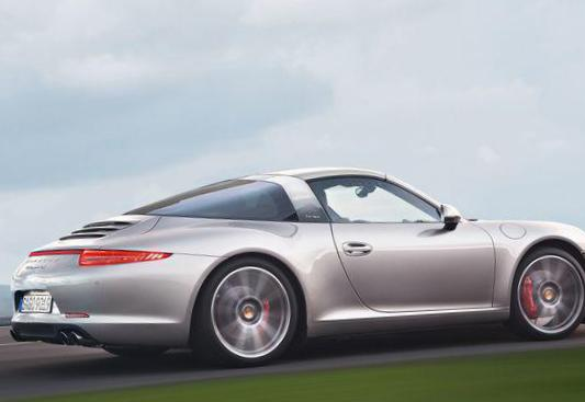Porsche 911 Targa reviews 2013