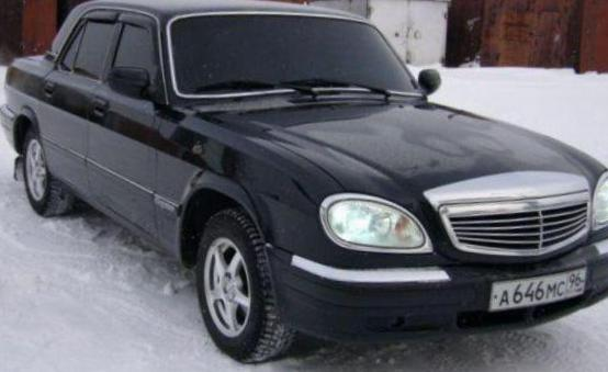 GAZ 31105 Volga price hatchback