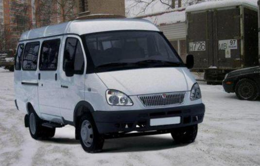 3221 GAZel Business GAZ auto 2009