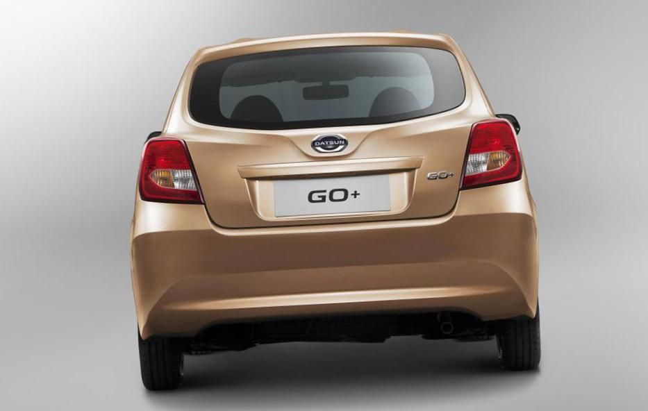 Datsun GO+ prices 2014