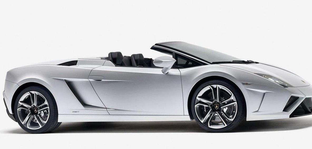 Lamborghini Gallardo LP 560-4 Spyder review 2013