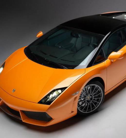 Lamborghini Gallardo LP 560-4 Bicolore reviews 2013