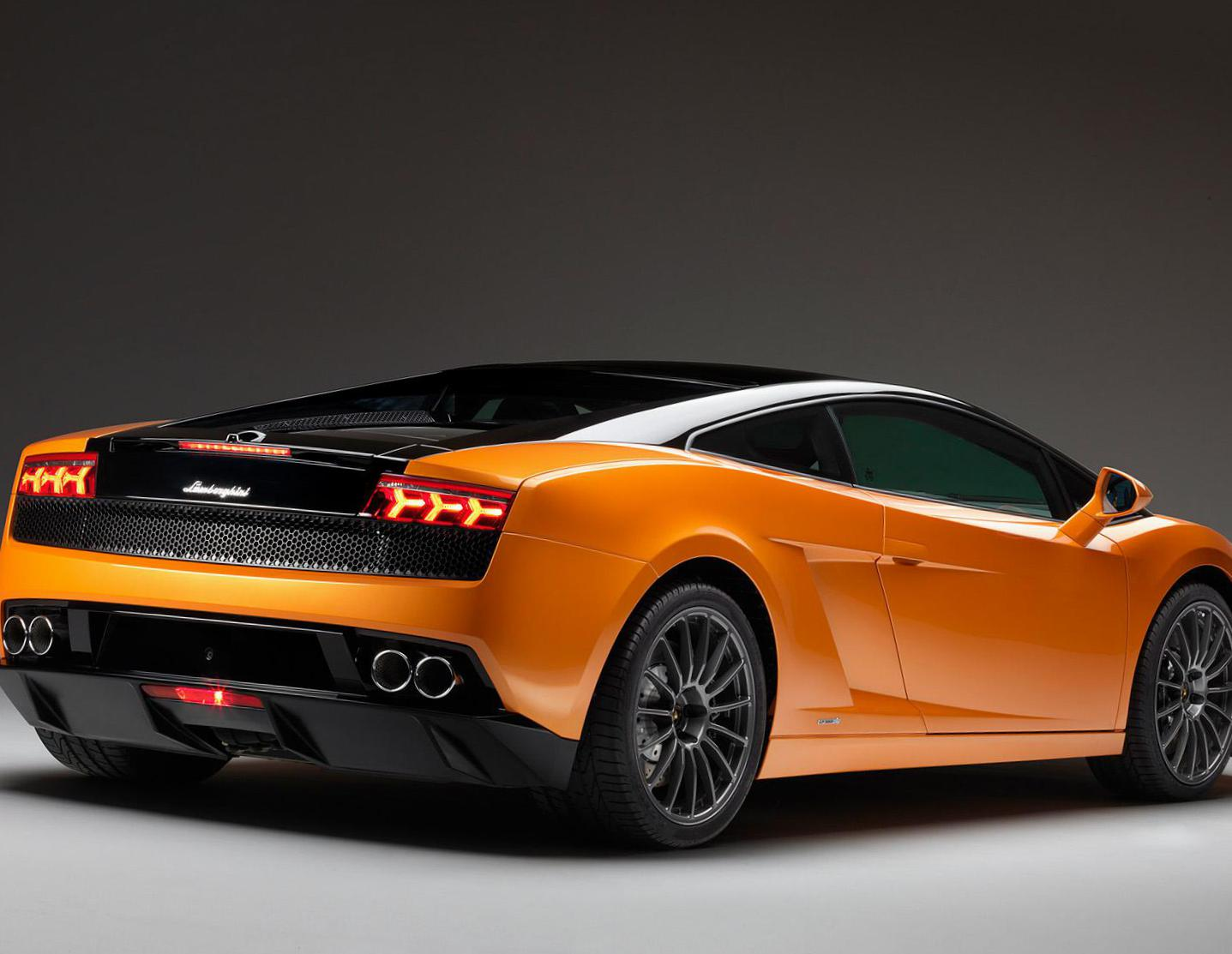 Lamborghini Gallardo LP 560-4 Bicolore Specifications hatchback