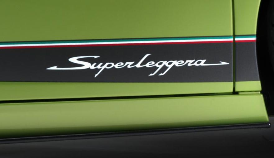 Gallardo LP 570-4 Superleggera Lamborghini Characteristics sedan