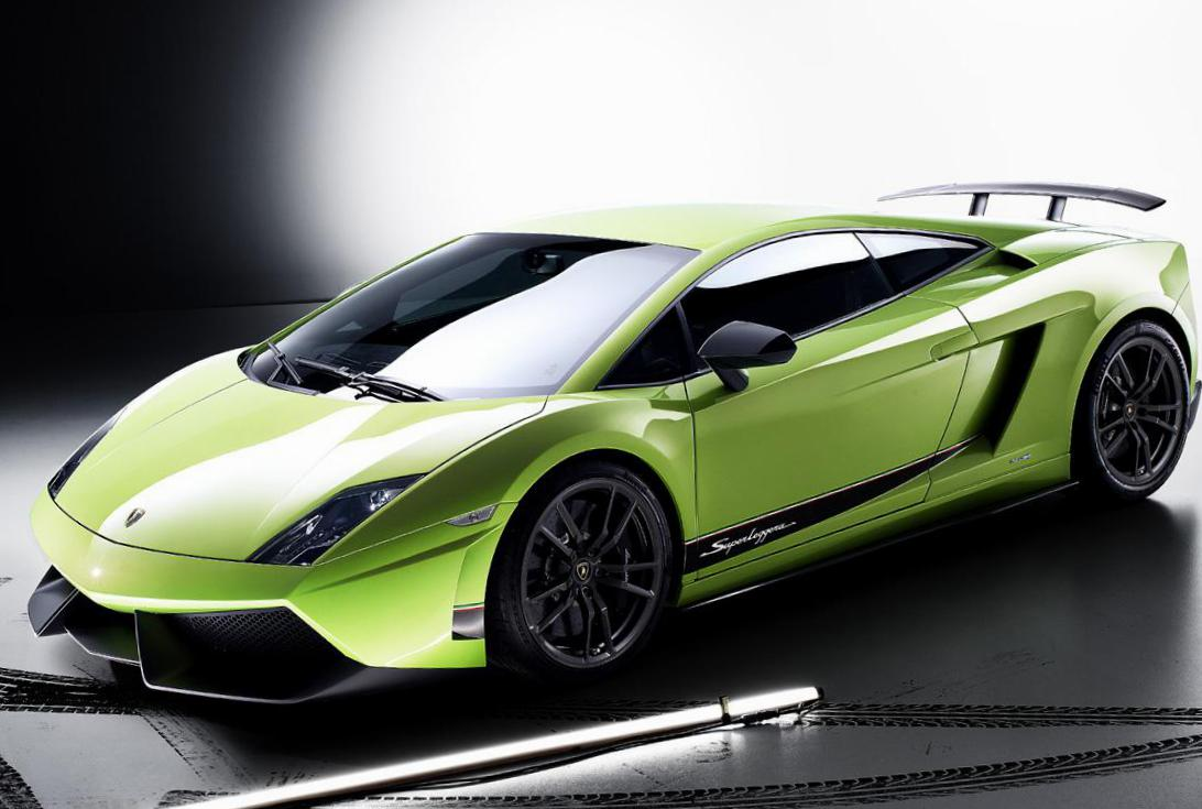 Gallardo LP 570-4 Superleggera Lamborghini new coupe