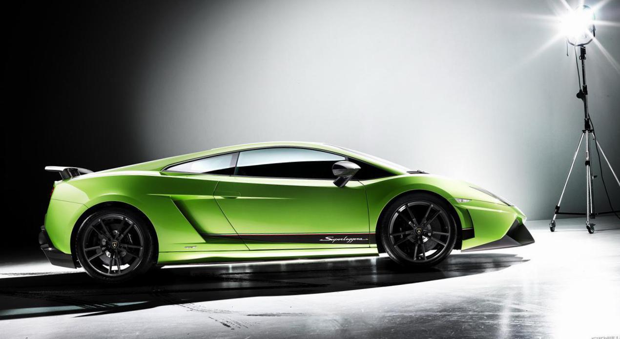 Lamborghini Gallardo Lp 570 4 Superleggera Photos And Specs Photo