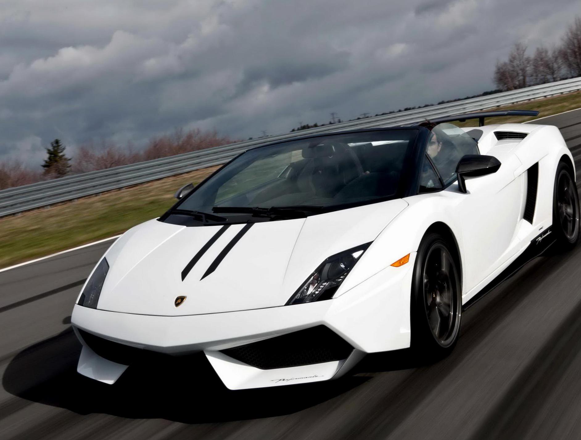 Lamborghini Gallardo Lp 570 4 Spyder Performante Photos And Specs