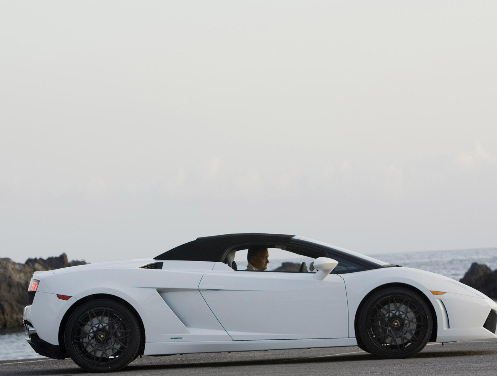 Gallardo LP 560-4 Spyder Lamborghini how mach 2013