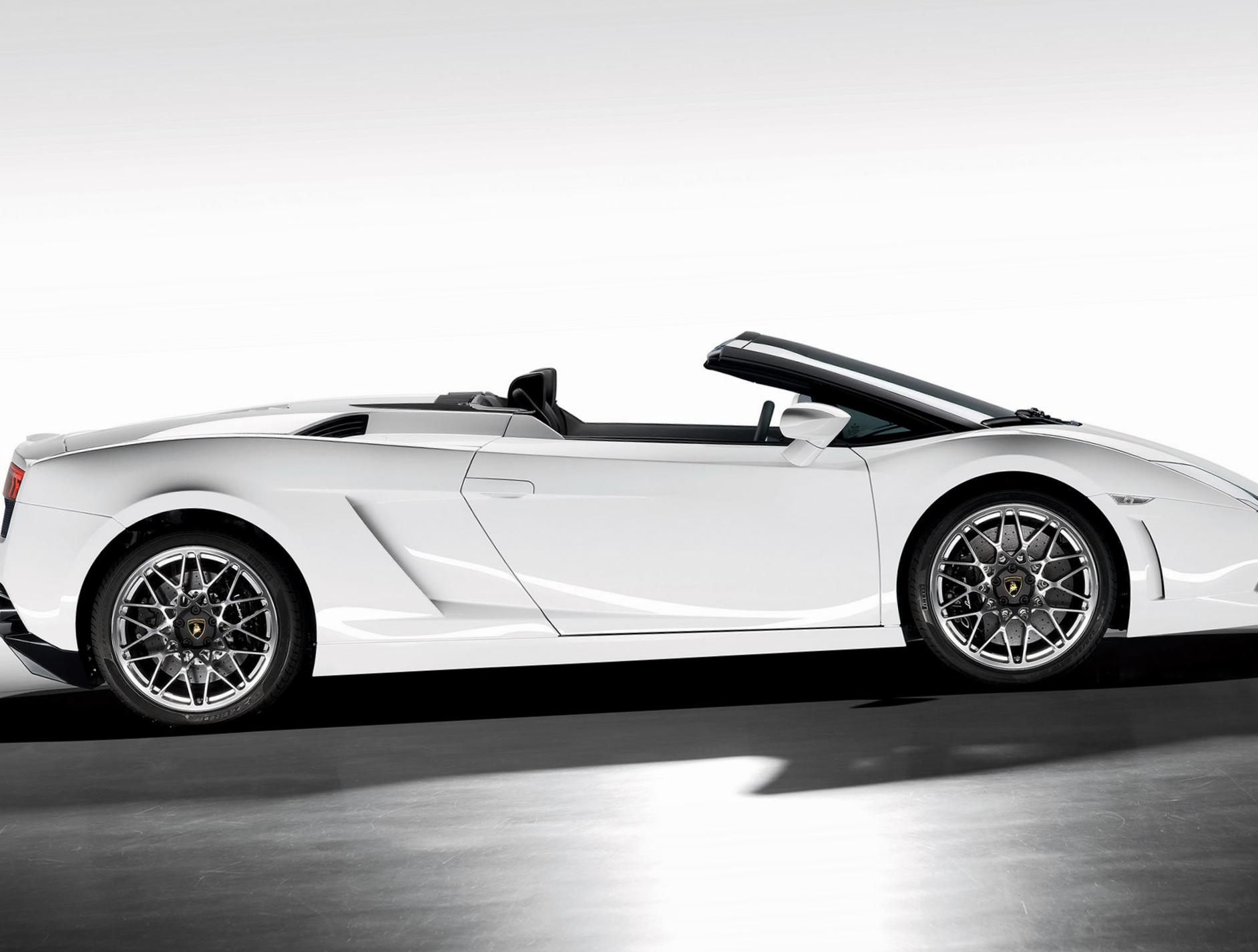 Gallardo LP 560-4 Spyder Lamborghini new sedan