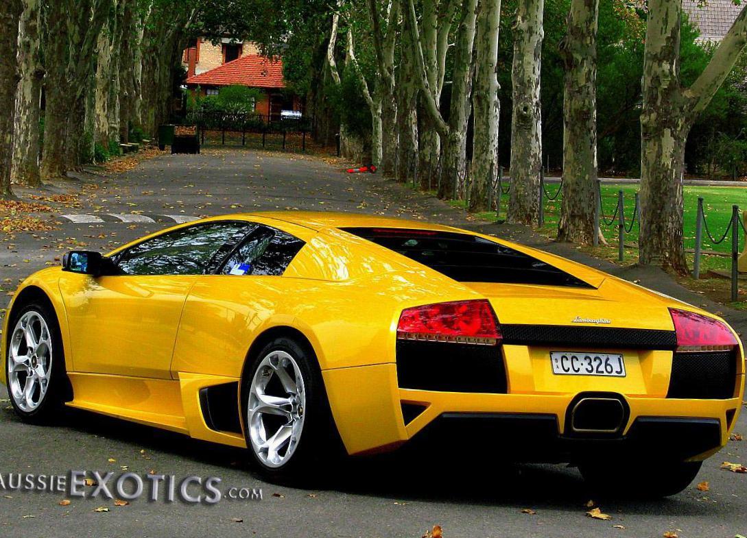 Murcielago LP 640 Lamborghini Usa