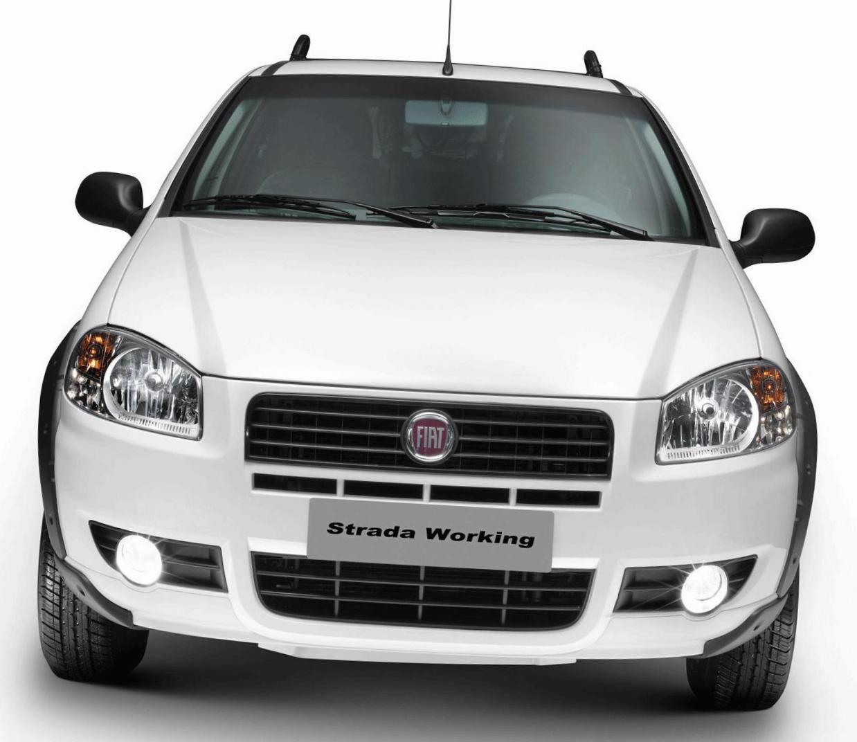 Fiat Strada Working Specifications 2014