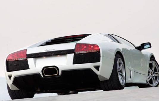 Lamborghini Murcielago Lp 640 Roadster Photos And Specs Photo