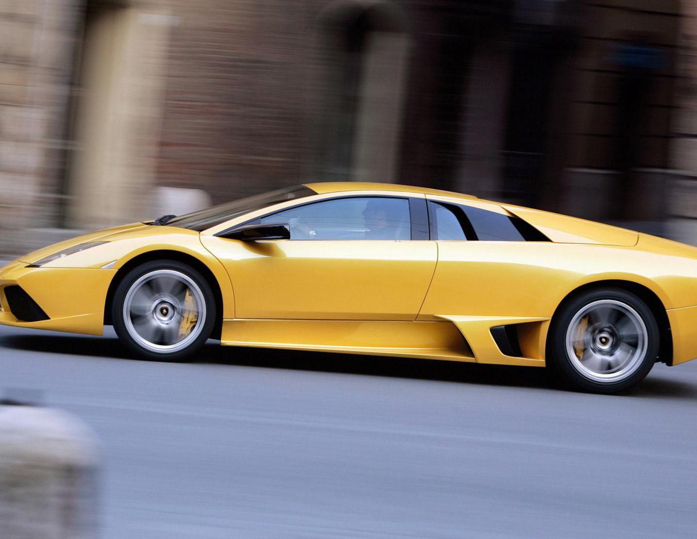Lamborghini Murcielago Lp 640 Roadster Photos And Specs Photo