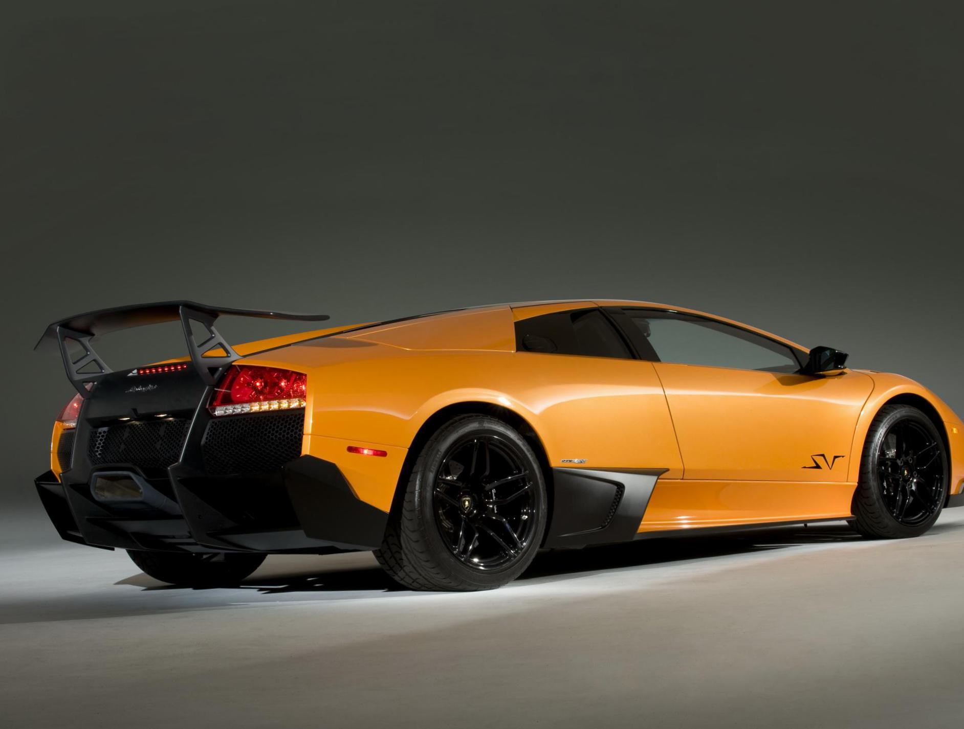 Lamborghini Murcielago LP 670 4 SuperVeloce For Sale Minivan