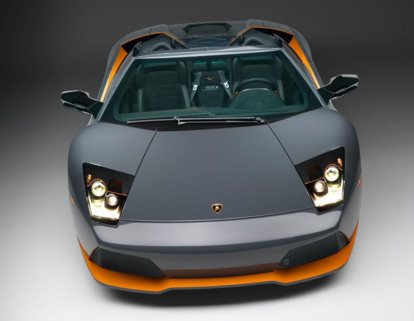 Murcielago LP 650-4 Roadster Lamborghini for sale 2010