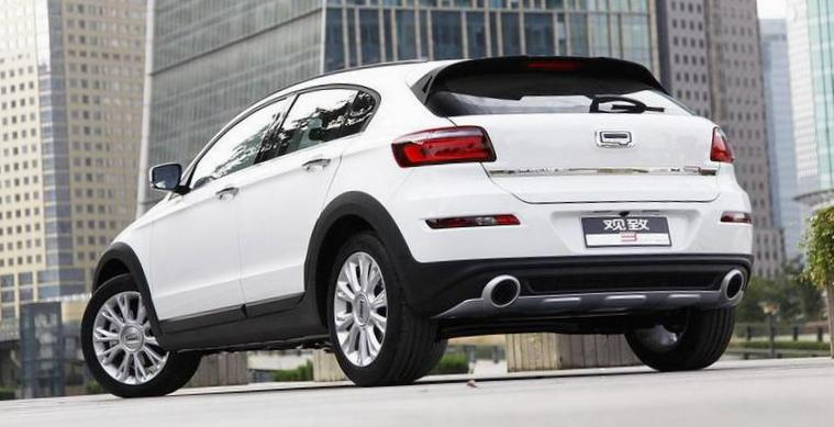 3 City SUV Qoros lease liftback