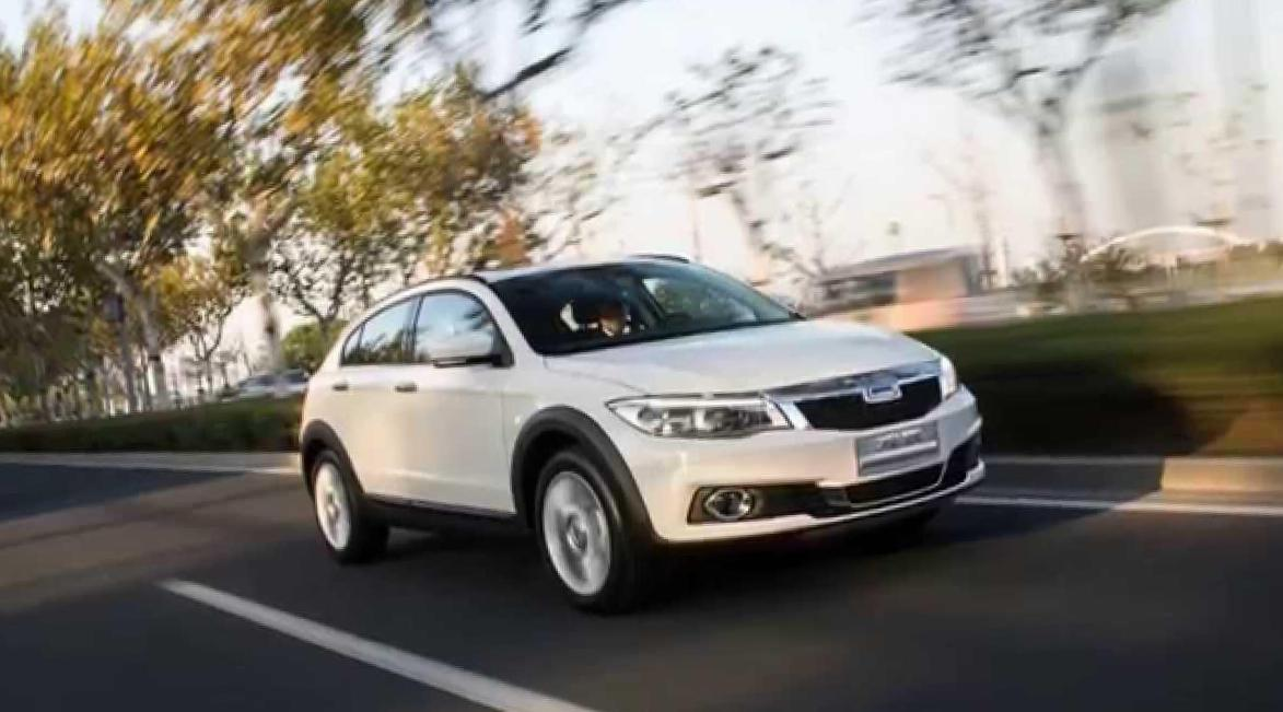 3 City SUV Qoros Specifications 2010