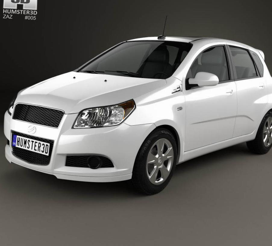 Vida Hatchback ZAZ how mach 2013