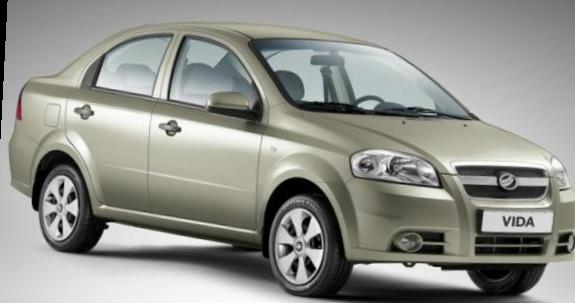 ZAZ Vida Hatchback Specifications hatchback