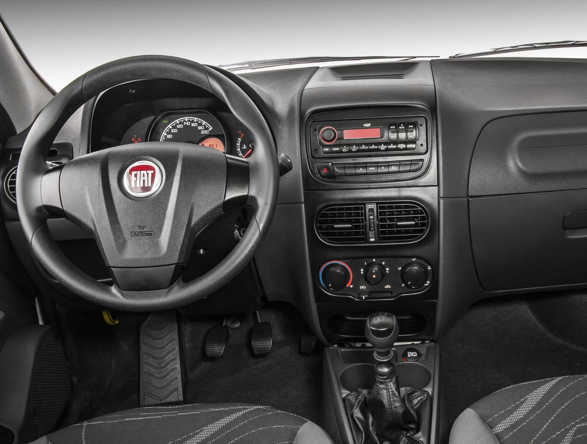 Strada Working CE Fiat Specifications 2014