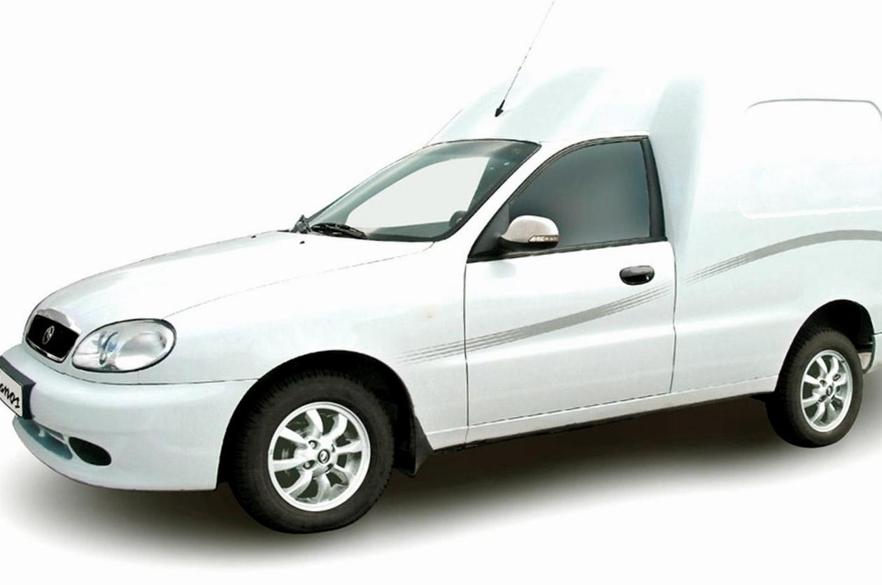 ZAZ Lanos Pick-up lease 2003