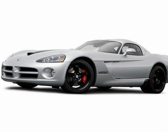Dodge Viper Coupe approved 2008
