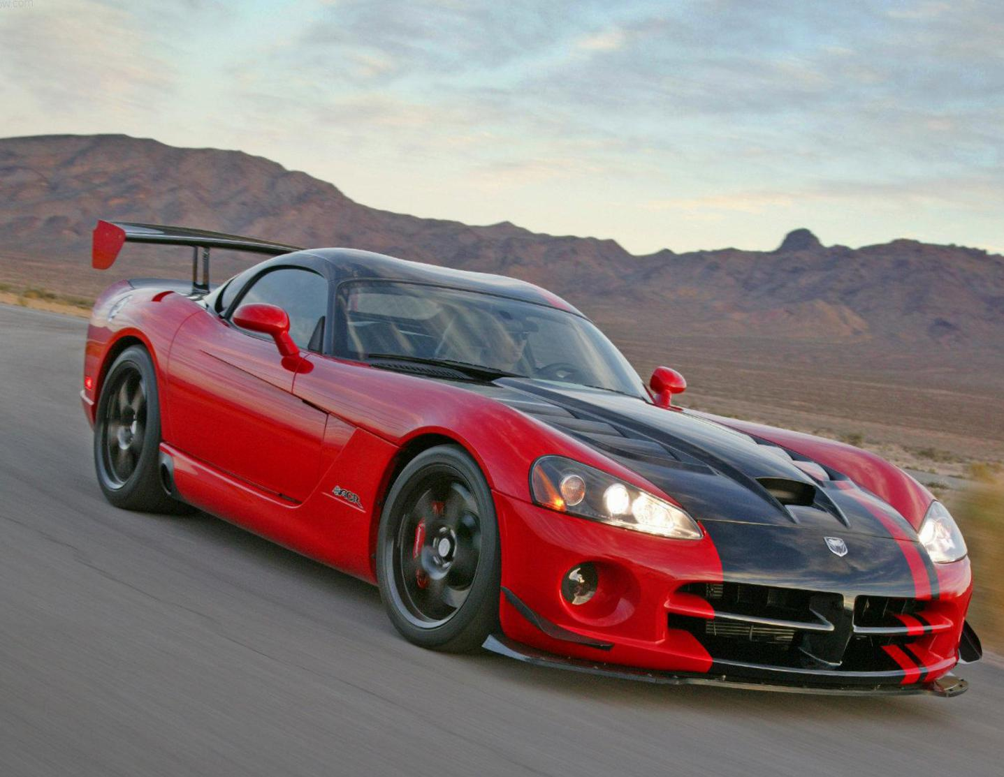 Viper Coupe Dodge Specification 2016