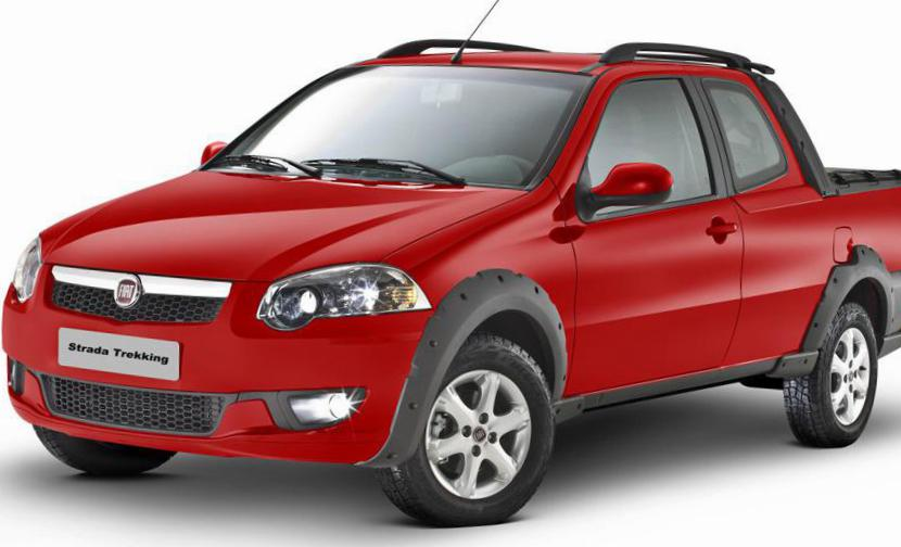 Fiat Strada Working CD configuration 2011