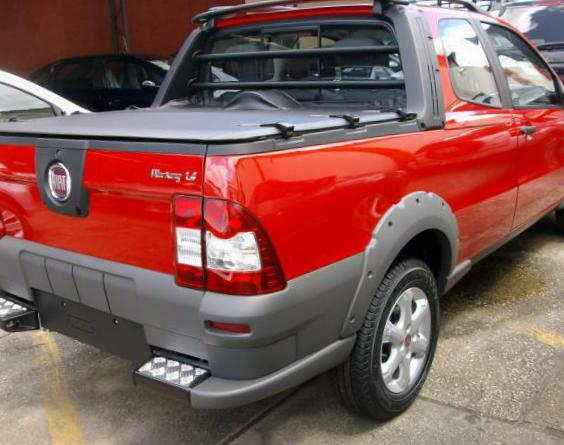 Strada Working CD Fiat Specification 2012