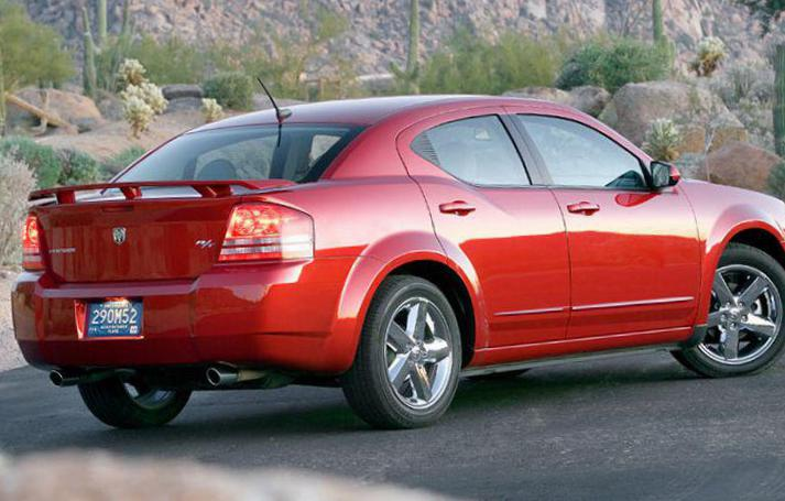 Dodge Avenger review coupe