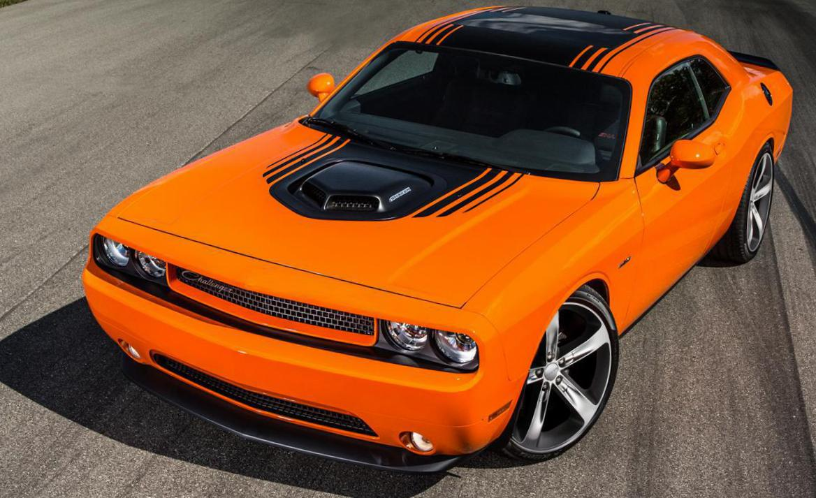 Challenger Dodge Characteristics cabriolet