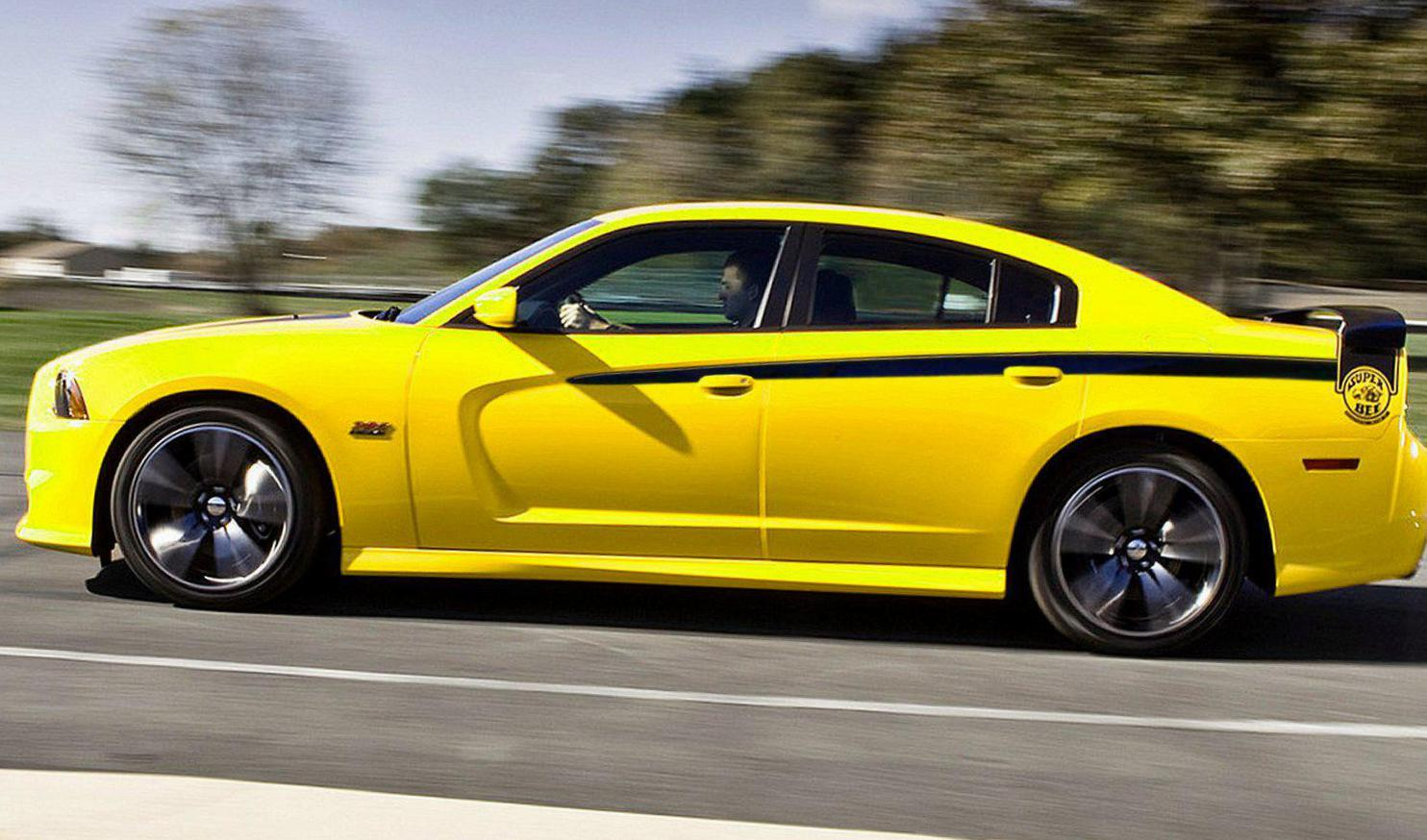 Dodge Charger concept 2013
