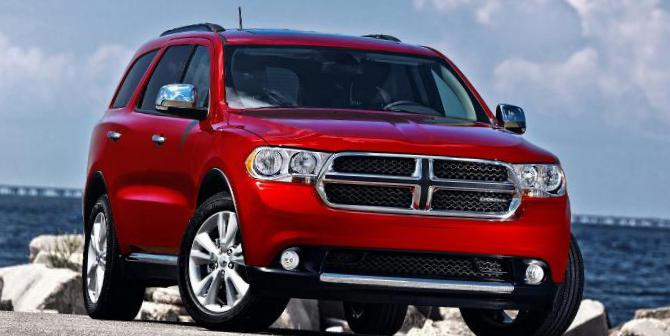 Dodge Durango configuration hatchback