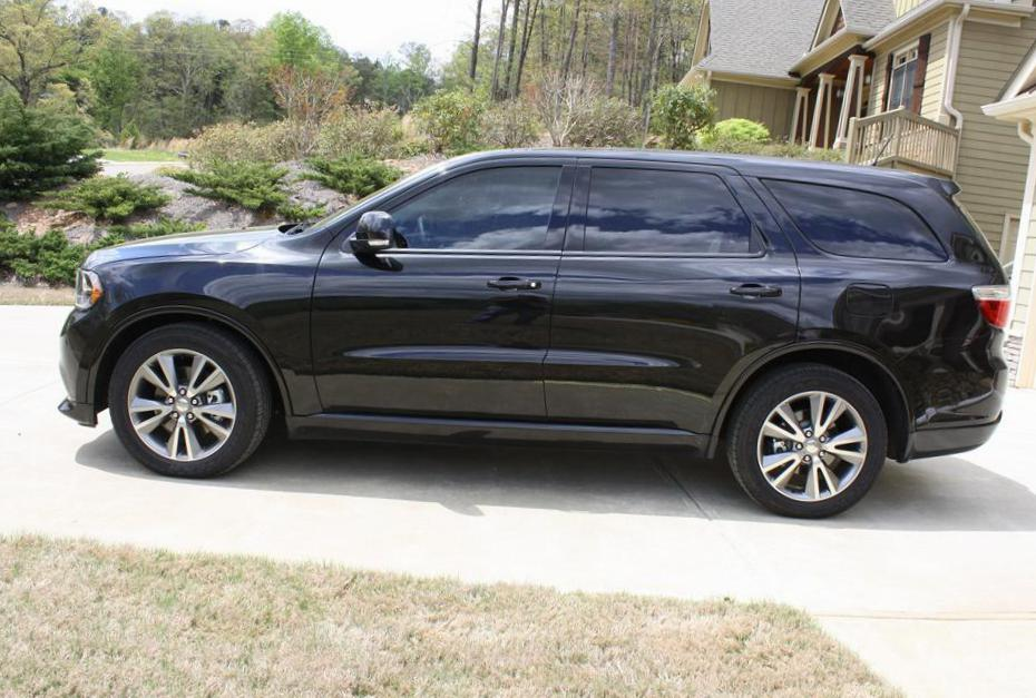 Dodge Durango lease 2008