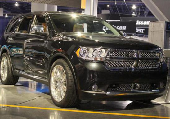 Dodge Durango prices 2014