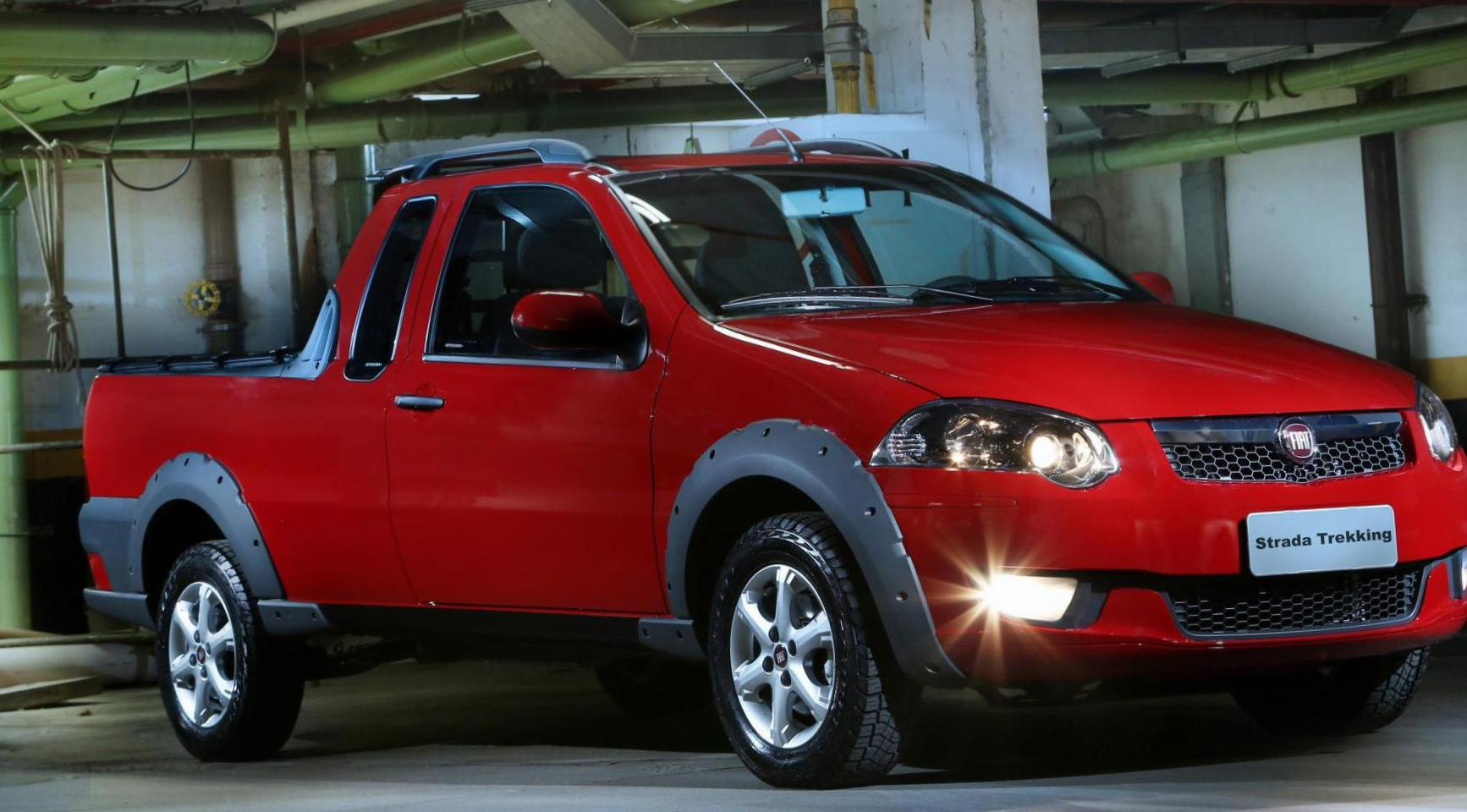 Fiat Strada Trekking CD reviews 2010