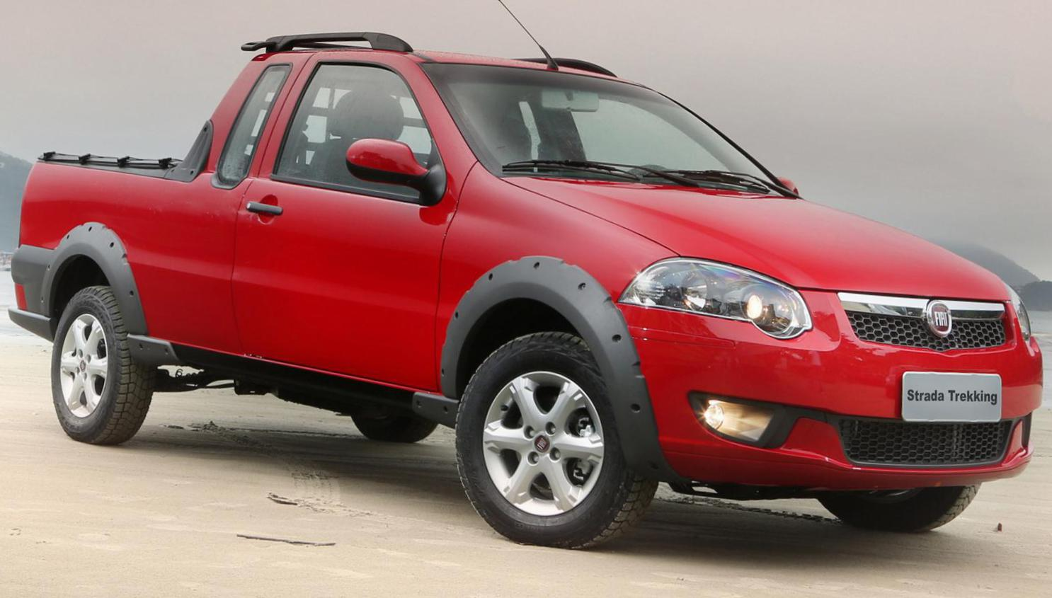 Fiat Strada Trekking CD usa 2013