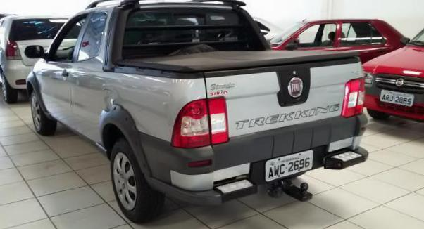 Strada Trekking CD Fiat lease 2014